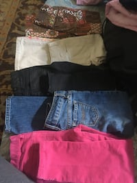 Girls fall/ winter clothes size 6/7 Athens