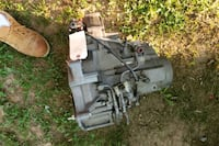 Front wheel drive rebuilt transmission for Acura  Madison