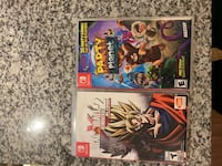 Nintendo switch games Broomfield, 80021