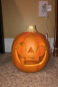 Halloween Electric light up pumpkin