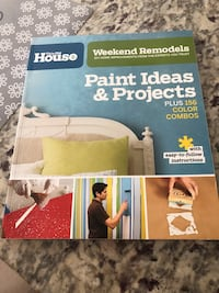 Paint & projects books Martinsburg, 25405