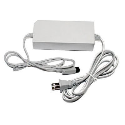 Power Supply Cord AC Charger Adapter for Nintendo Wii