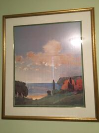 Painting/Gold Frame