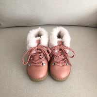 Zara baby girl's pink boots size 5- Brand New, never worn Mississauga, L5M 0C5