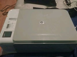 Hp photosmart C4250 all in 1 printer, scanner, copier