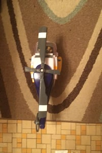 2007 Fisher-Price helicopter