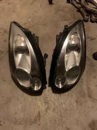 03/07 G35 Coupe projector headlights