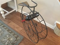 Awesome Bicycle Wine Rack Chantilly, 20152