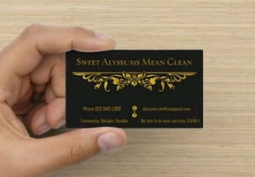 Personal House Cleaning Service