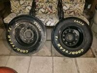 Tires slicks goodyear Las Vegas, 89110