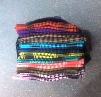 20 scarves all brand new
