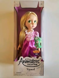 Disney Animators Collection Rapunzel Tangled Doll Orlando, 32837