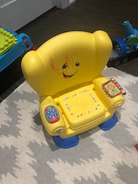 Kids toy chair