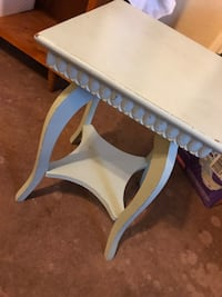 blue wooden table New Braunfels, 78130