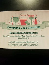 House cleaning Lynchburg