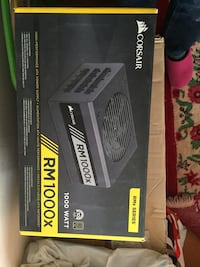 CORSAIR RM1000X 80PLUS GOLD Etimesgut, 06794