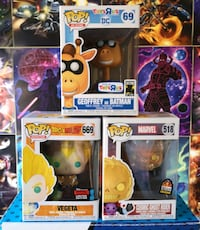 Funko Pop Clearout