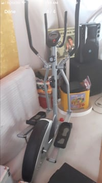 Gray and black elliptical trainer Innisfil, L9S 0H1