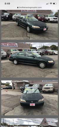 2001 Honda Accord Youngstown