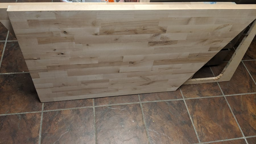 Various sizes of Butcher block remnants - Priced individually 60fa4dc0-f15e-4cae-b8c1-cd95e29bd76e