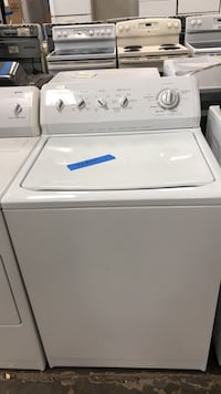 Kenmore washer&dryer set Machines four months warranty