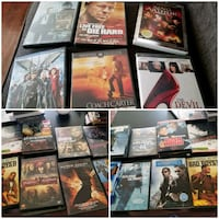 Movies- Assorted Abbotsford, V2T 4L4