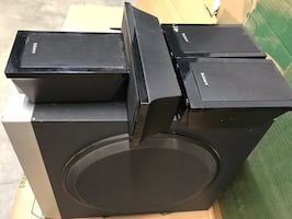 Sony Subwoofer & Speakers Wired Sound System