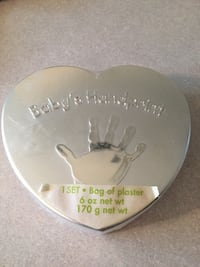 Baby Handprint Kit - Brand New Unopened $5 Tempe, 85283