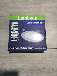 Lambada 12 Watt led panel  8467 km
