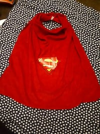 Superman outfit with cape  Collingwood, L9Y 2Z7