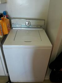 white top-load clothes washer Toronto, M3M 2B2