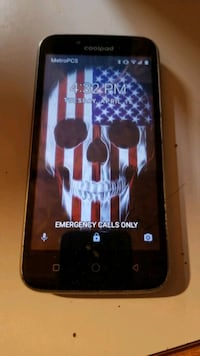 UNLOCKED CLEAN IME METRO PCS COOLPAD 3632A $25!  Topeka