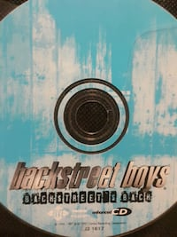 Backstreet Boys - Back Streets Back