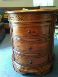 Beautiful Oval Cabinet Manassas, 20110