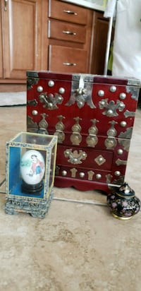 Jewelry box only Las Vegas, 89178