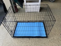 Dog crate for medium dog Burlington