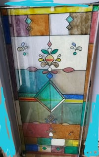 """22""""x48"""" colorful design add some color to a dull area   Toronto"""