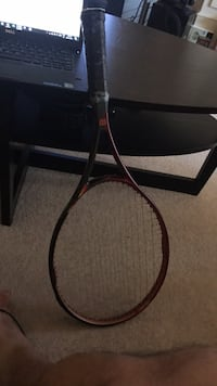 Huge tennis racket sale Rackets in good condition with new premium strings. Richmond, V7C 1G9