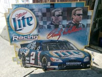 Metal Rusty Wallace sign Hagerstown, 21740