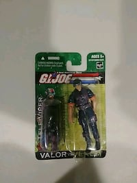 GI Joe action figure.