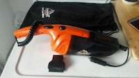 red and black Black & Decker corded power tool Montréal, H1Z 1M2