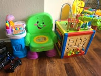 Toddler activity toys