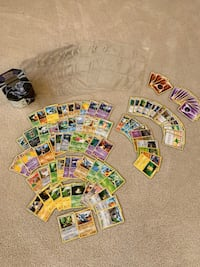 Assorted Pokémon trading card collection Ashburn, 20148