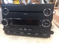 Ford factory radio compact disc