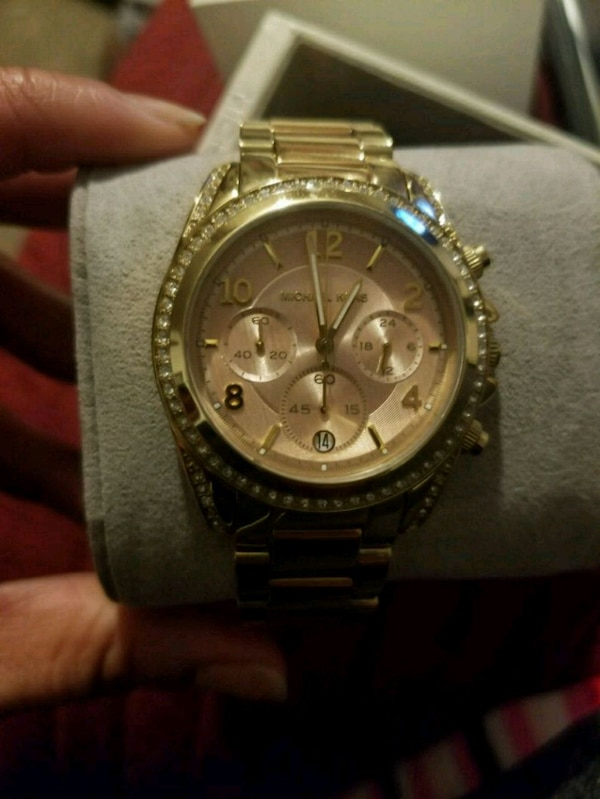 ead9bfbac9ac Used Women s MK Watch for sale in Fort Worth - letgo
