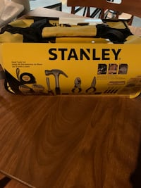 Stanley tool set brand new in case