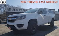 2018 CHEVROLET COLORADO WITH HD FAST WHEELS & NEW TIRES!!