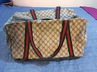 Vintage Gucci Travel Duffel Bag San Antonio, 78213