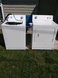 Whirloool Washer & Electric Dryer Set Ossian, 46777