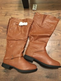 Wide Width Extended Calf boots
